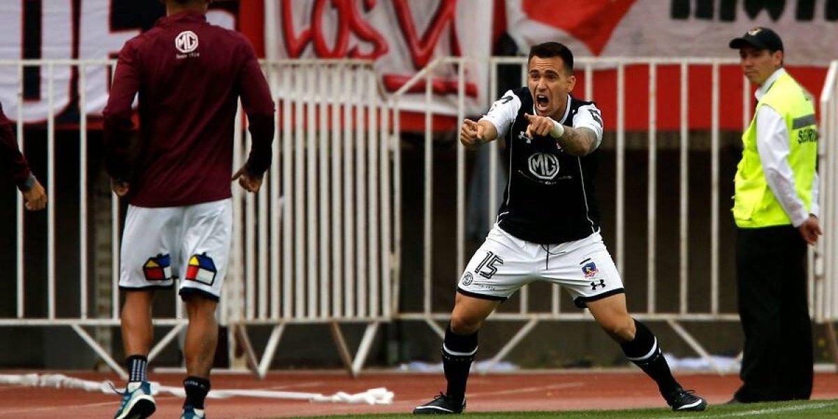 """Pablo Mouche palpita el clásico del domingo entre Colo Colo y la UC: """"Esperamos que la cancha explote"""""""