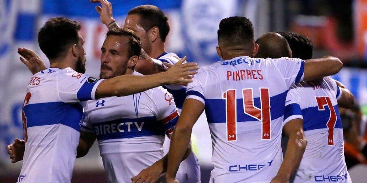 La UC venció a Rosario Central con un penal de última hora y se pone en carrera en la Libertadores