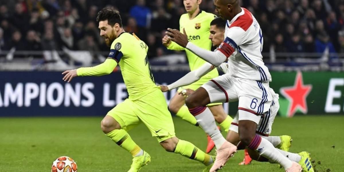 Champions League: Barcelona vs Lyon. En vivo, dónde ver el partido, hora y alienaciones