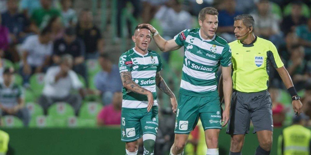 Santos se instala en las semis de la Concachapions con cuatro goles en 10 minutos