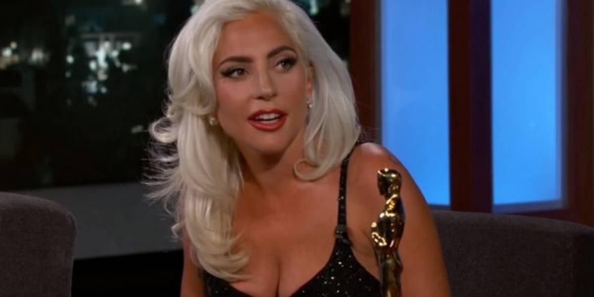 Lady Gaga desmintió estar embarazada y aprovechó de entregar una increíble sorpresa