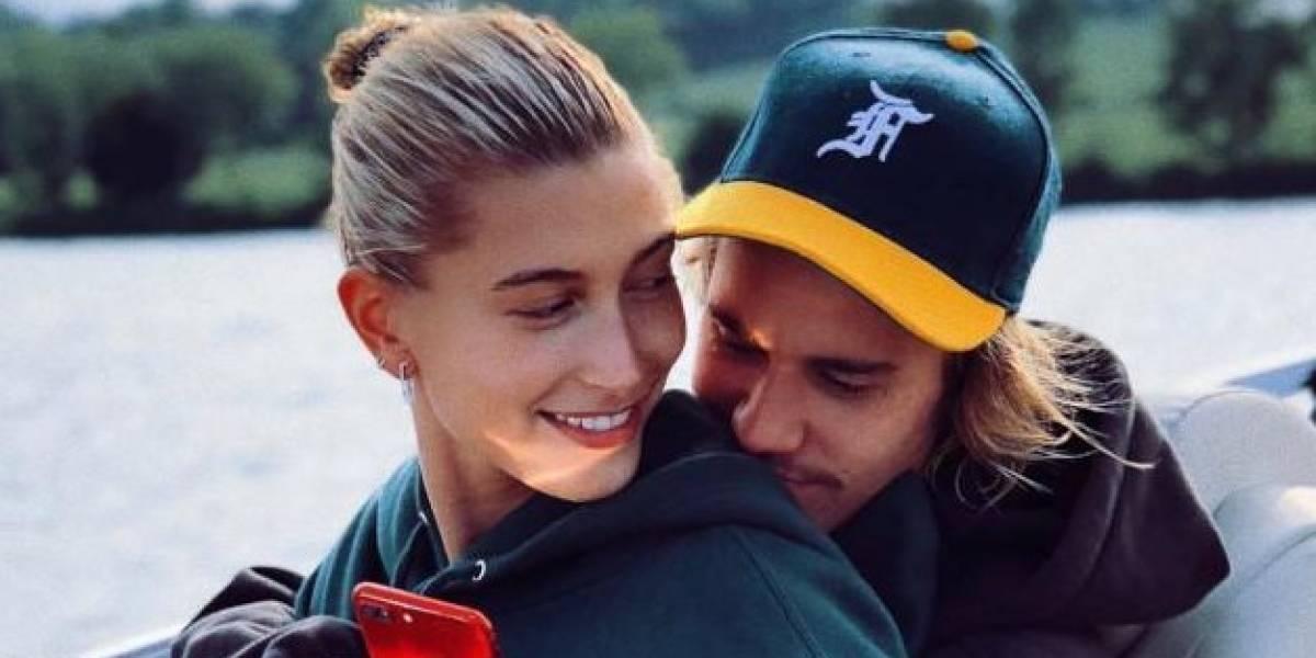 Así va la relación de Justin Bieber y Hailey Baldwin según sus cuentas en Instagram
