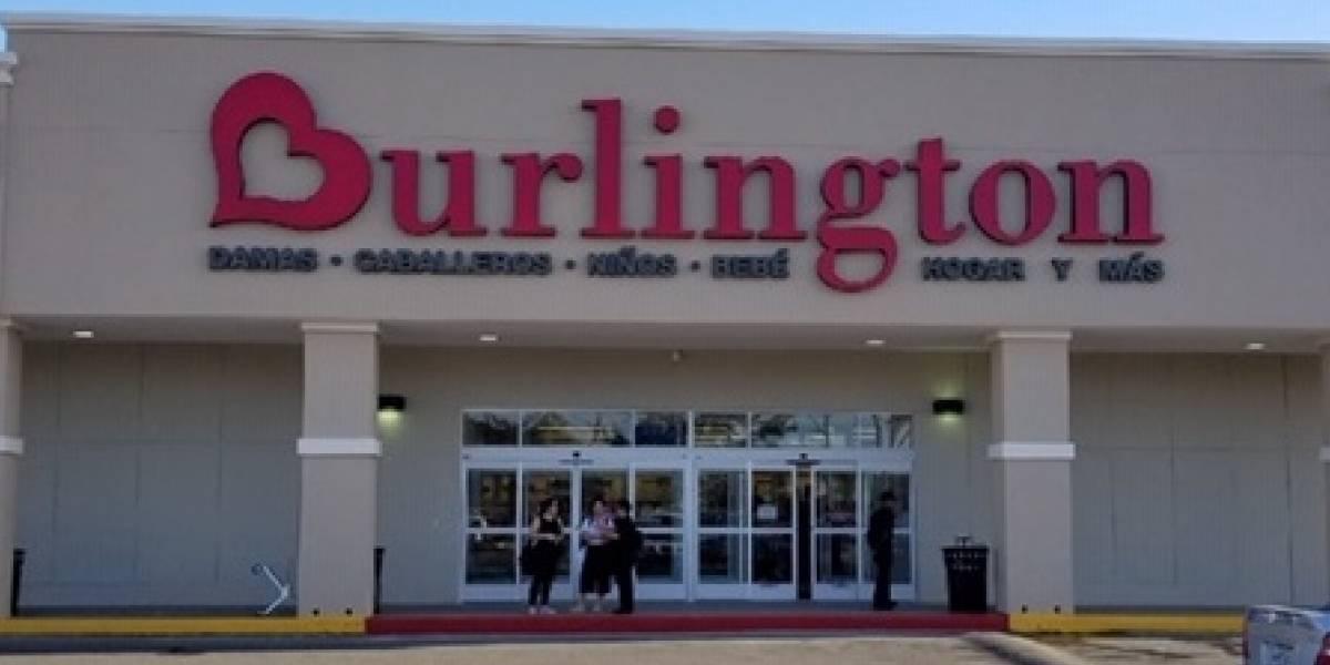 Anuncian reapertura de Burlington de Humacao