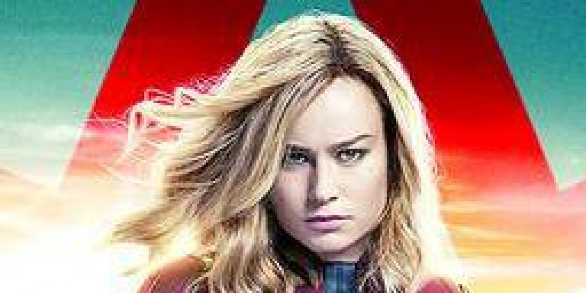 Capitana Marvel irrumpe entre superhéroes