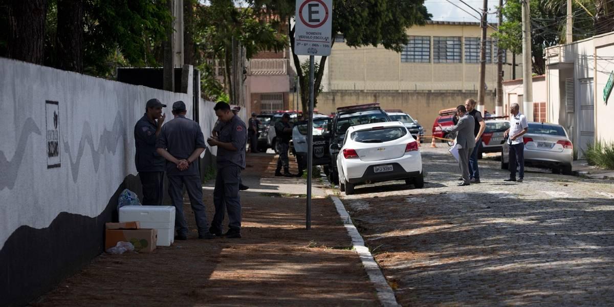 Após massacre em escola, Prefeitura de Suzano decreta luto de três dias e suspensão das aulas