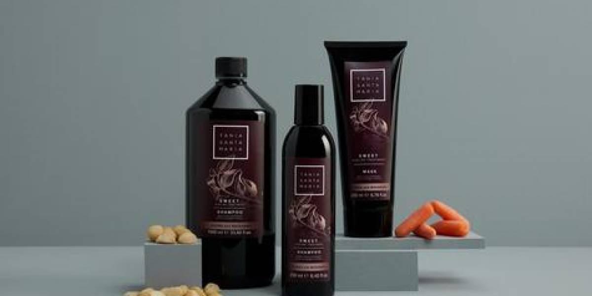 Tania Santa María se convierte en marca y presenta sus productos al mercado
