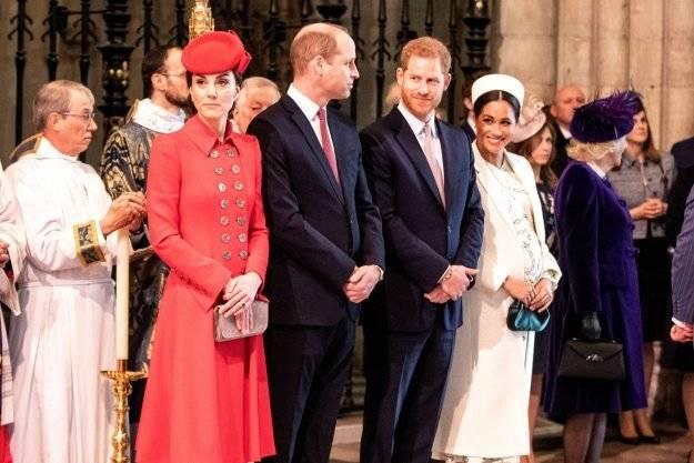 Kate Middleton se esfuerza por acercarse a Meghan Markle