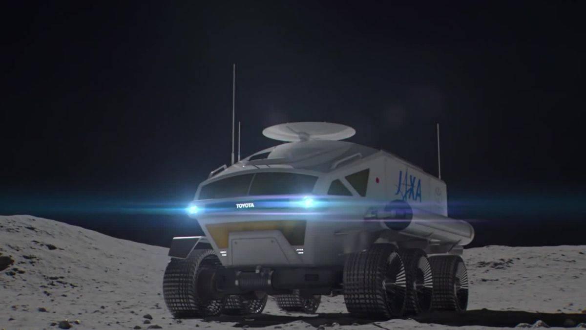 Japoneses trabajan en moderno vehículo para recorrer superficie de la Luna