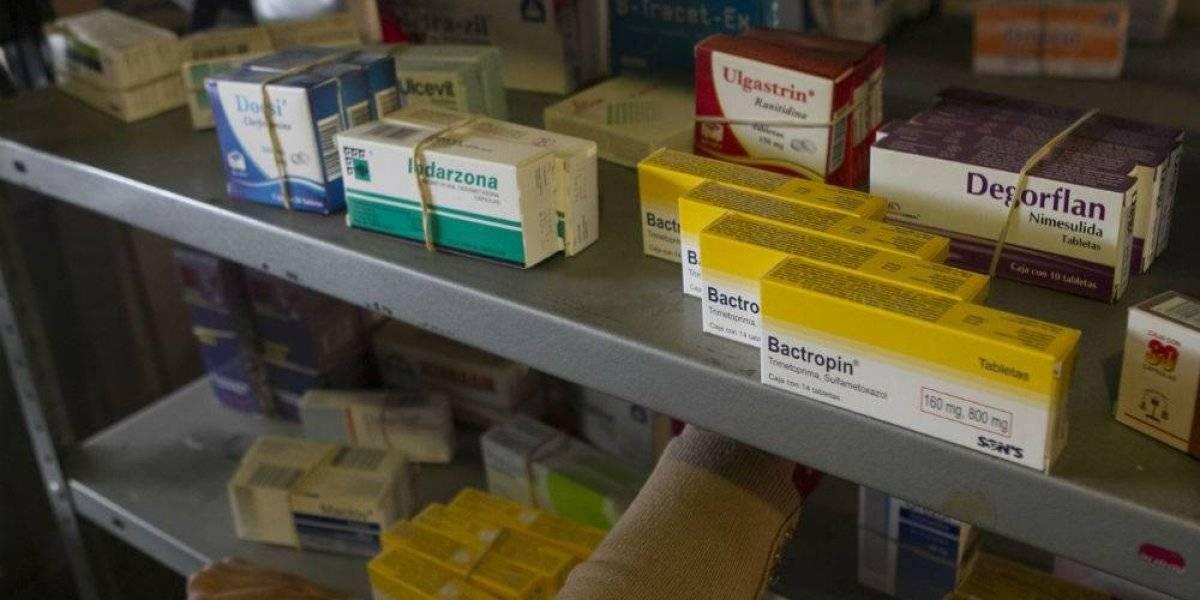 SHCP acusa a farmacéuticas por el desabasto de medicinas