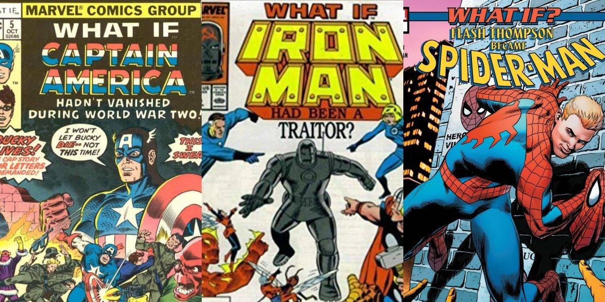 Marvel: Disney producirá 'What If', serie animada que explorara los multiuniversos de los Avengers