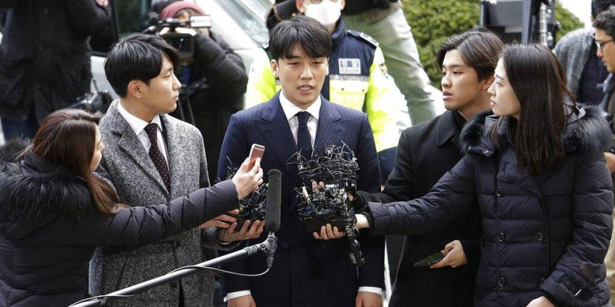 Chat sexual hizo caer a cinco destacadas figuras del K-pop