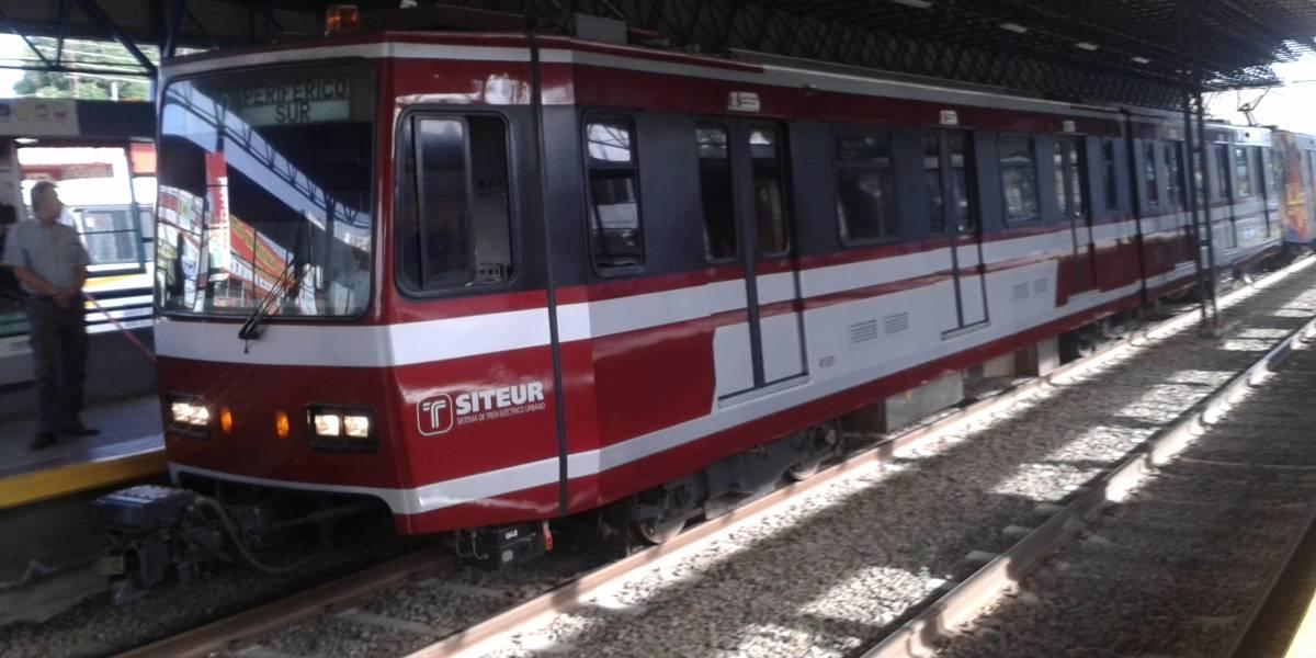 Ahora el Sistema del Tren Ligero es el que presenta irregularidades