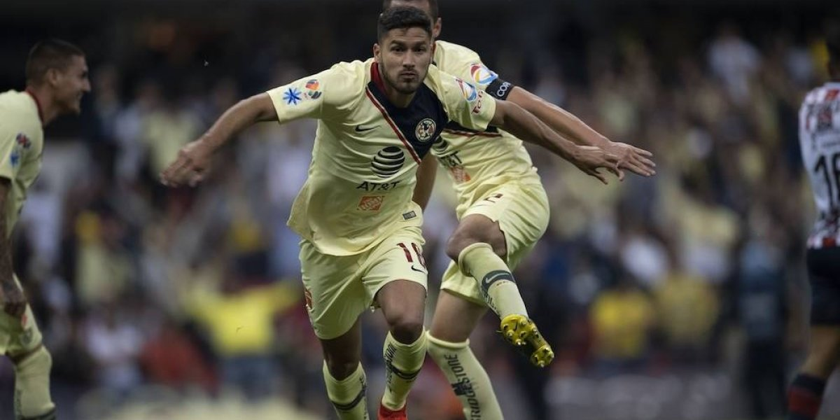 América se impone en el primero de dos Clásicos; elimina a Chivas de la Copa