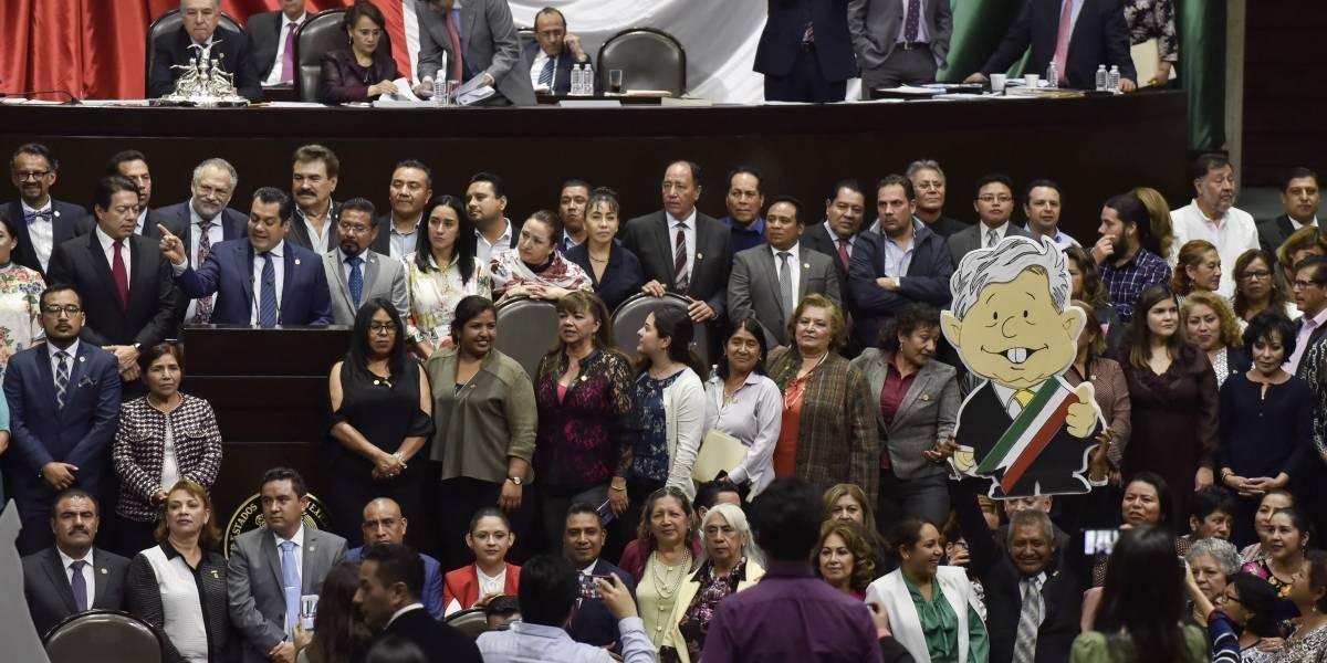 Diputados aprueban en lo general la revocación de mandato