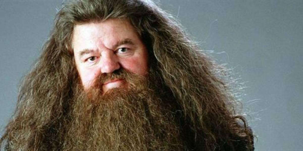 'Hagrid' de Harry Potter luta contra uma grave doença