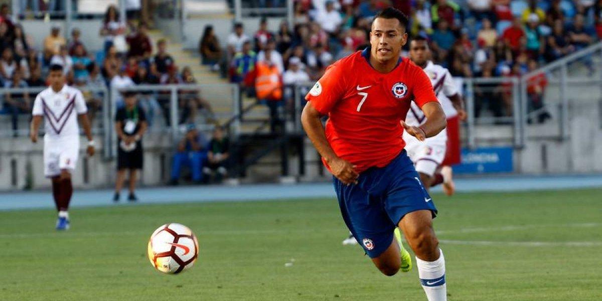 Eduardo Vargas nuevamente quedaría al margen de la nómina de la Roja