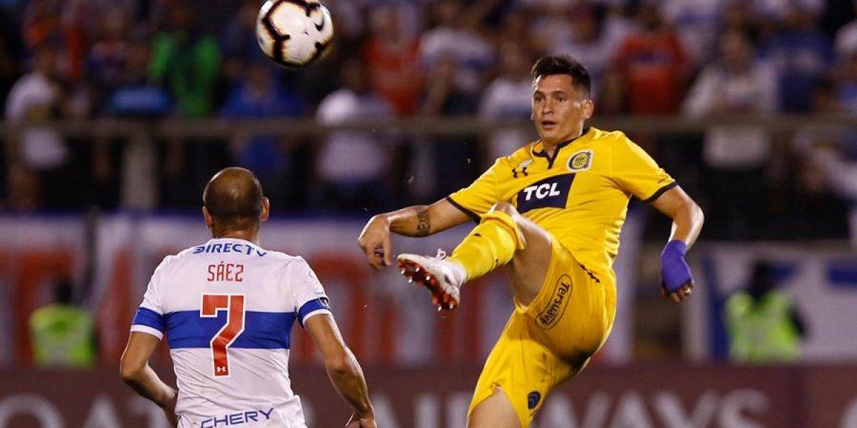 El extraño regreso de Alfonso Parot a San Carlos para enfrentar a su querida UC por la Libertadores