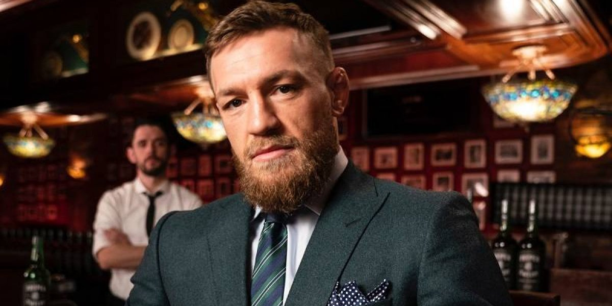 Un brindis por el Día de San Patricio con Conor McGregor