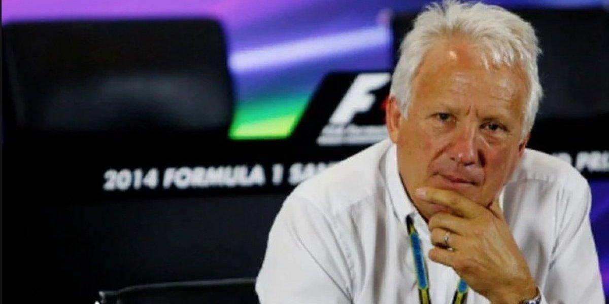F1: A tres días de iniciar la temporada, muere Charlie Whiting, director de carreras de la Fórmula Uno