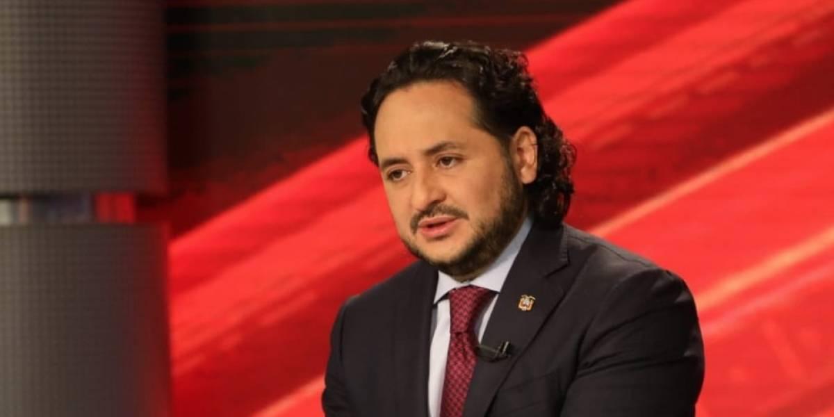 Lenín Moreno designó a Andrés Michelena como ministro de Telecomunicaciones