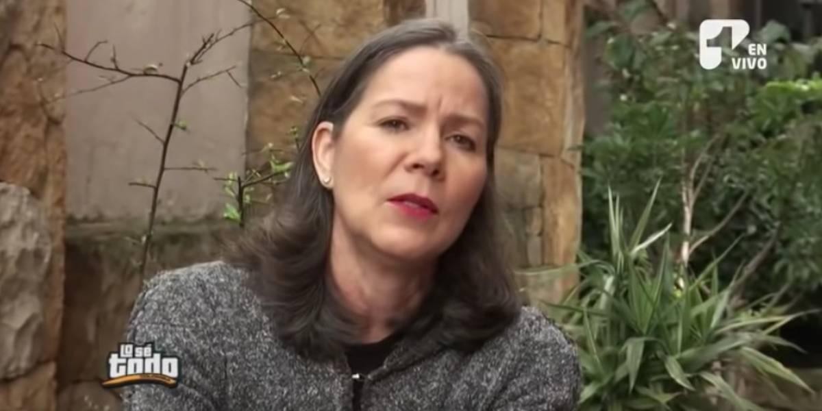 'Gabriela', de 'Padres e hijos' rompió el silencio sobre la muerte de su hijo