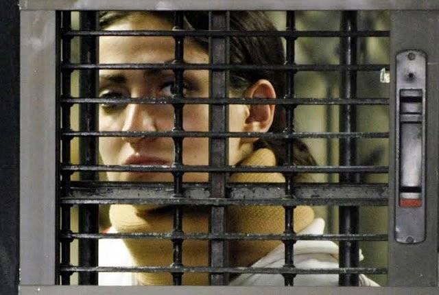 Celia Lora cárcel