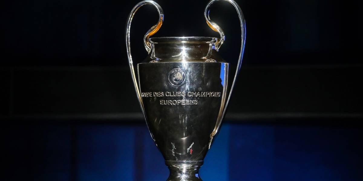 Listos los cuartos de final de Champions League
