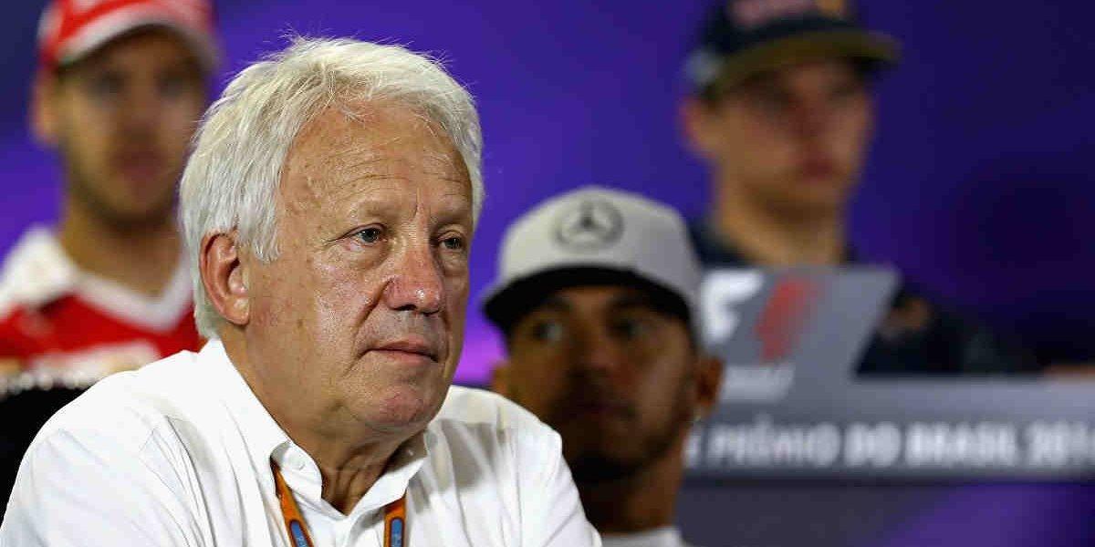 Muere Charlie Whiting, el emblemático director de carrera de la F1
