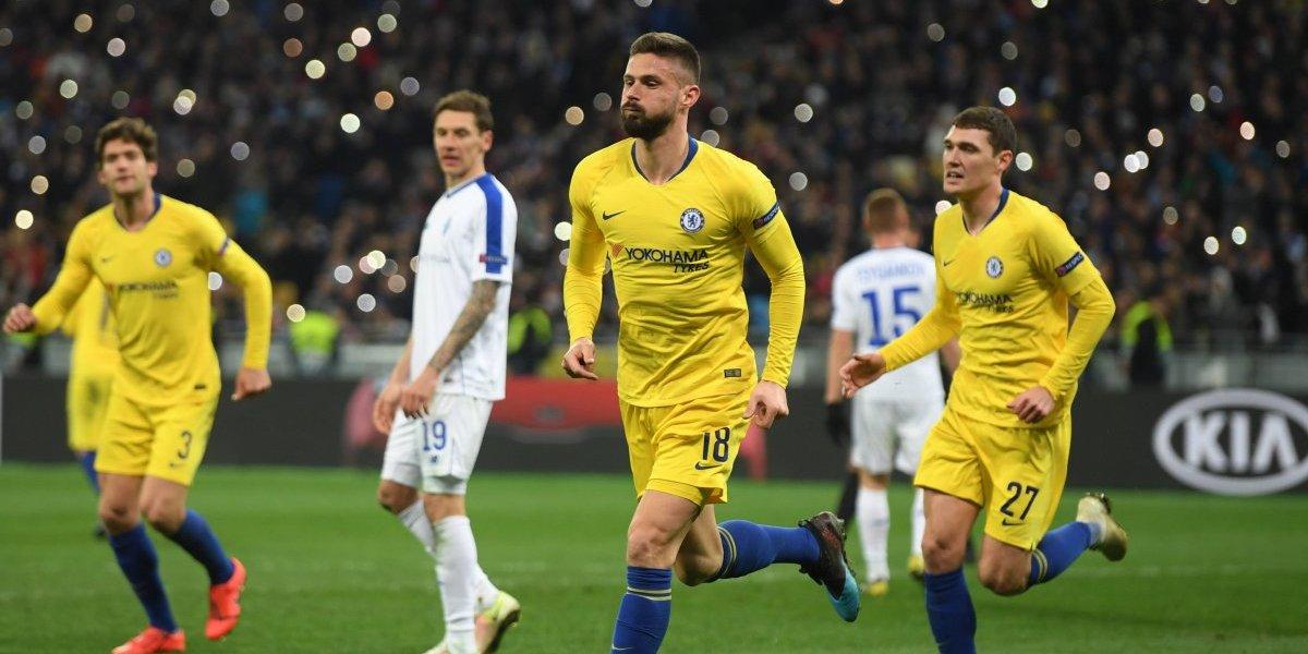 Listos los ocho equipos clasificados a cuartos de final de la Europa League