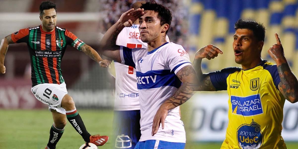 Los equipos chilenos presentan el mejor rendimiento nacional del último lustro en el arranque de la fase de grupos