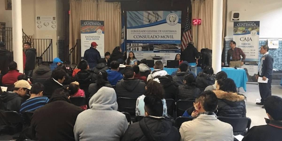 Consulado pierde datos de guatemaltecos que solicitaron pasaporte en EE.UU.