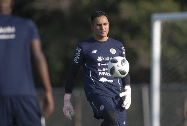 Convocados de Costa Rica para amistoso ante Guatemala