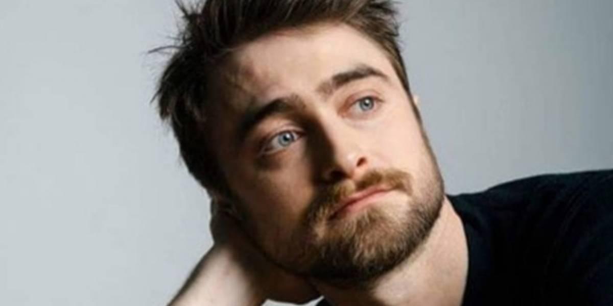 Con barba y unos kilitos de más: Protagonista de Harry Potter sorprende con nuevo look