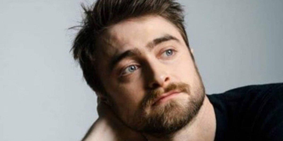 """Con barba y unos kilitos de más: Protagonista de """"Harry Potter"""" sorprende con nuevo look"""