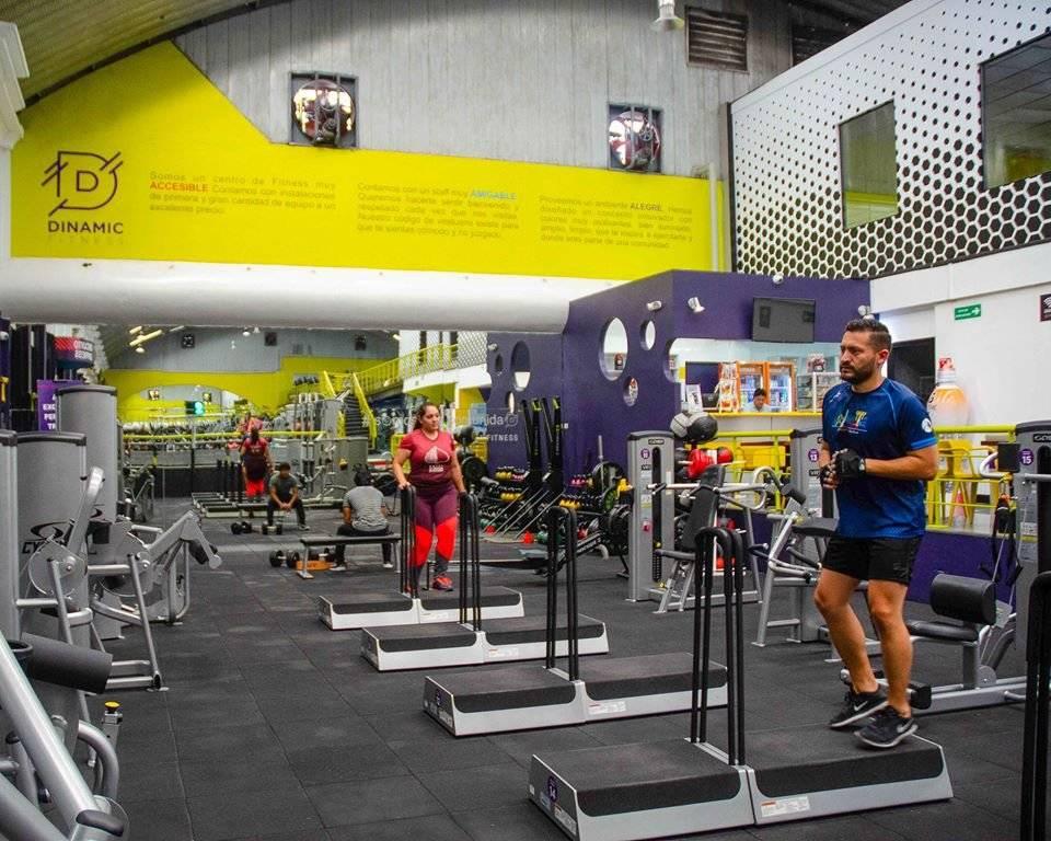 Dinamic Fitness Guatemala