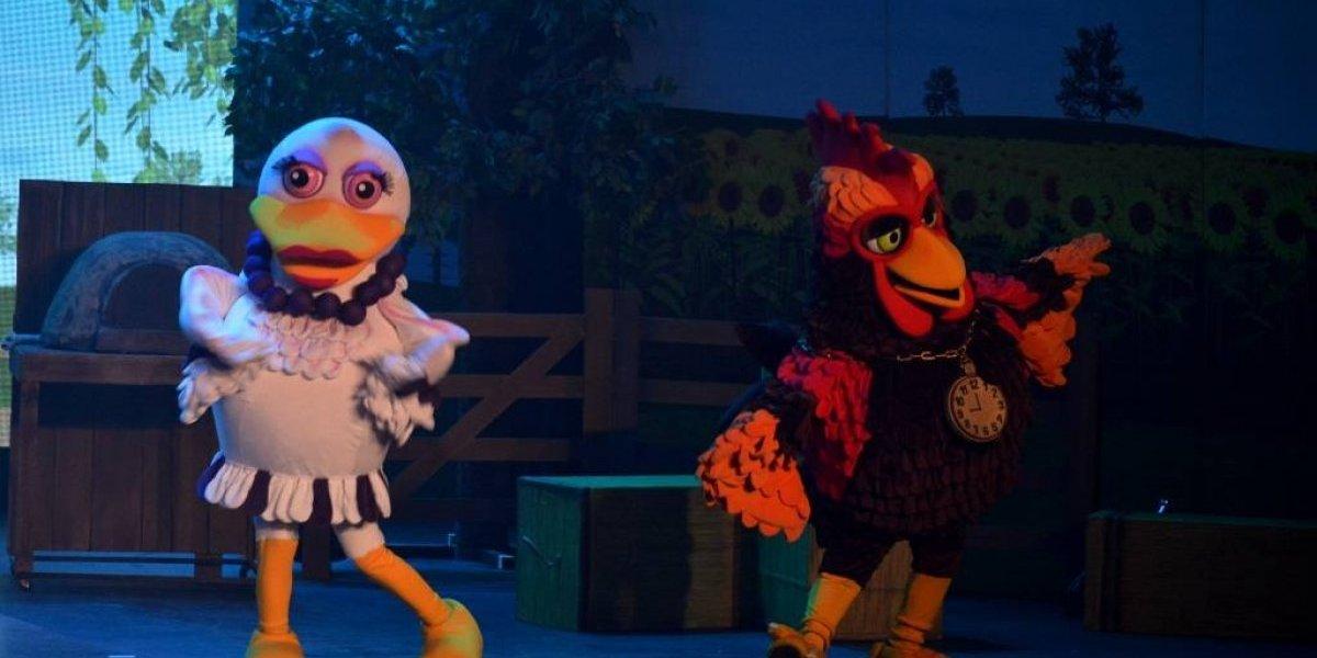 El espectáculo de 'La Granja de Zenón' y las travesuras del 'Barrolito' se presentarán en Quito