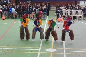 Festival Intercolegial de Danza de las Nacionalidades y Pueblos del Ecuador