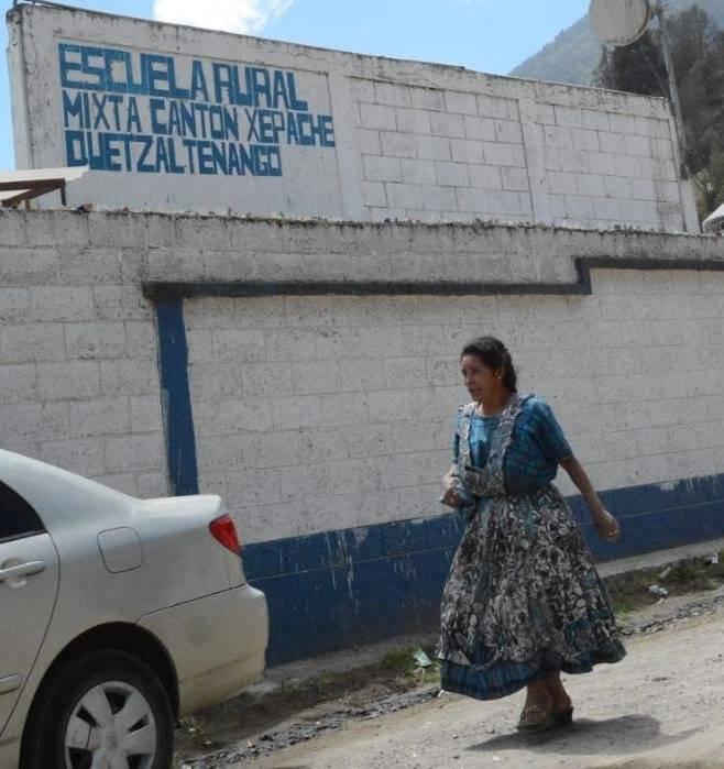 Escuela de Quetzaltenango con casos de hepatitis