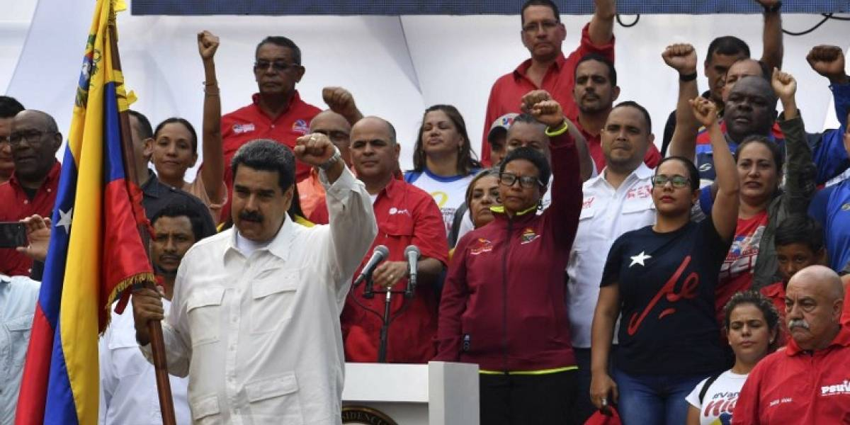 Estados Unidos revocó visas a otros 340 allegados a Maduro
