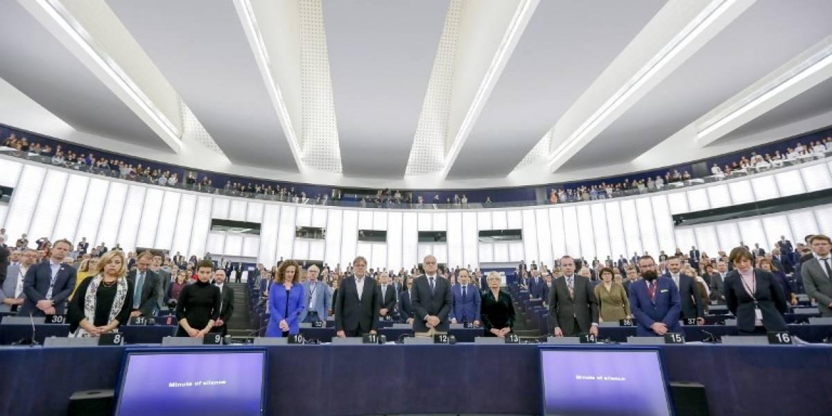 Eurocámara insta a Guatemala a rechazar plan de amnistía