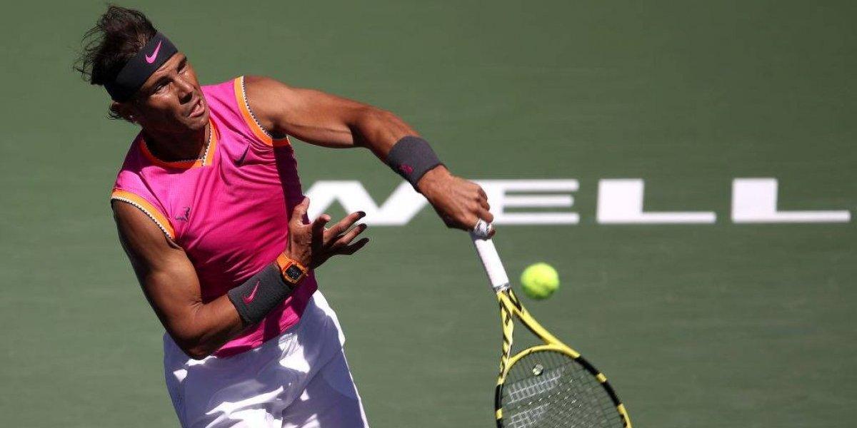 Nadal y Federer siguen ganando en Indian Wells y quedan a un paso de enfrentarse en semifinales