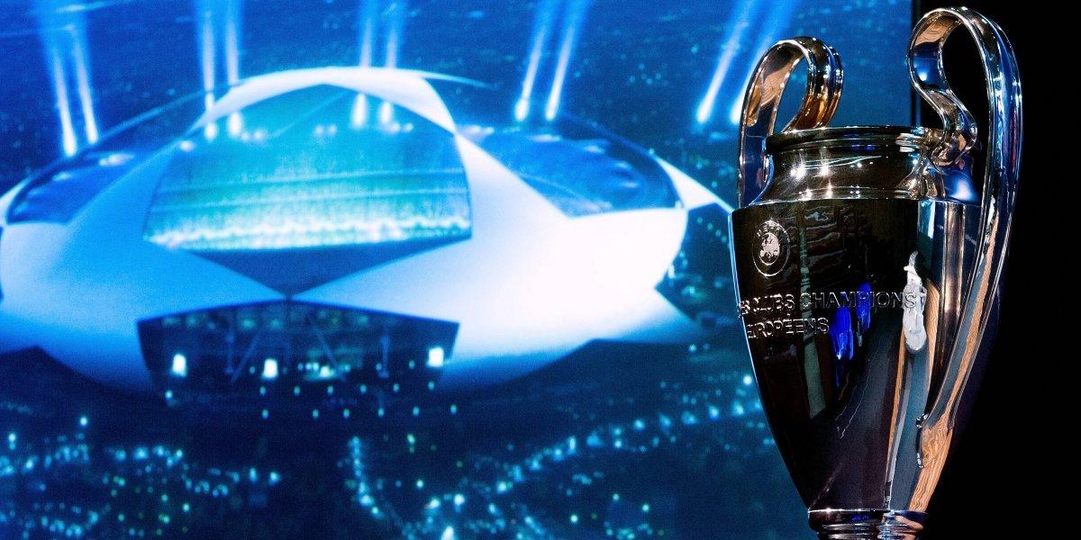 ¿Cómo ver online el sorteo de cuartos de final de la Champions?