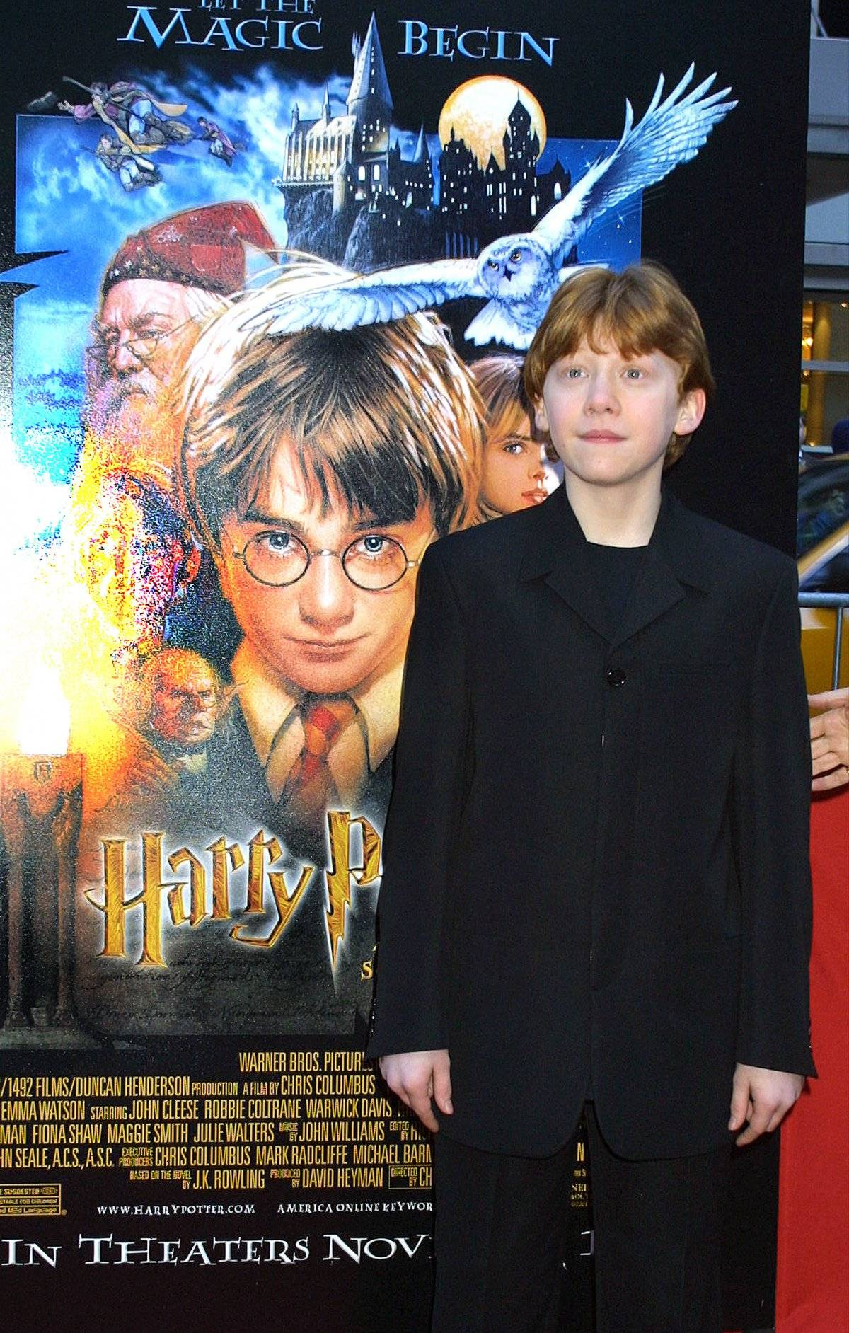 Rupert Grint Foto: Getty Images