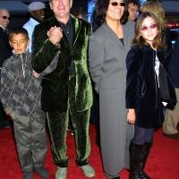 Premiere de Harry Potter en noviembre de 2001