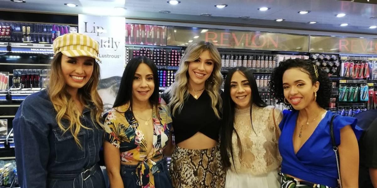 #TeVimosEn: Revlon presenta nueva línea de labiales en el lanzamiento del Mes de la Belleza de La Sirena
