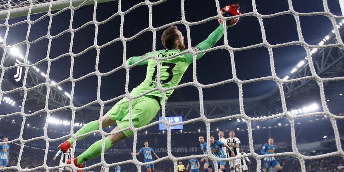 El video que demuestra que segundo gol de Cristiano al Atleti no debió contar