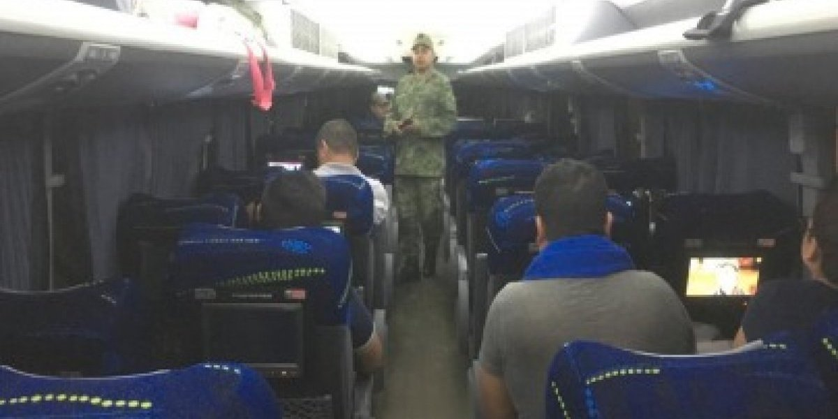 Difunde Sedena imágenes de migrantes en Tamaulipas antes de desaparecer