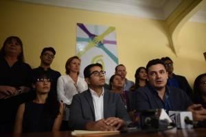 """Movimiento Semilla señala acciones del """"pacto de corruptos"""""""