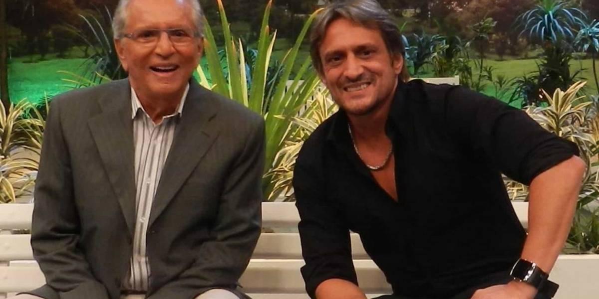 Após oito paradas cardíacas, Marcelo Nóbrega pode sair da Praça se voltar a fumar, avisa Carlos Alberto
