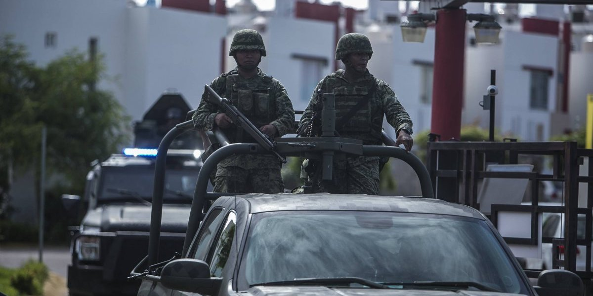 Sedena libera a 34 indocumentados en Altamira, Tamaulipas